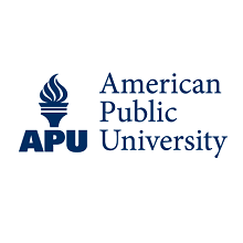 American Public University Logo