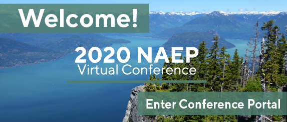 Welcome to the 2020 NAEP Virtual Conference. Enter the conference though this portal.