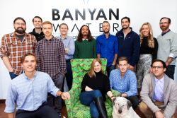 Photo of Banyan Water Team