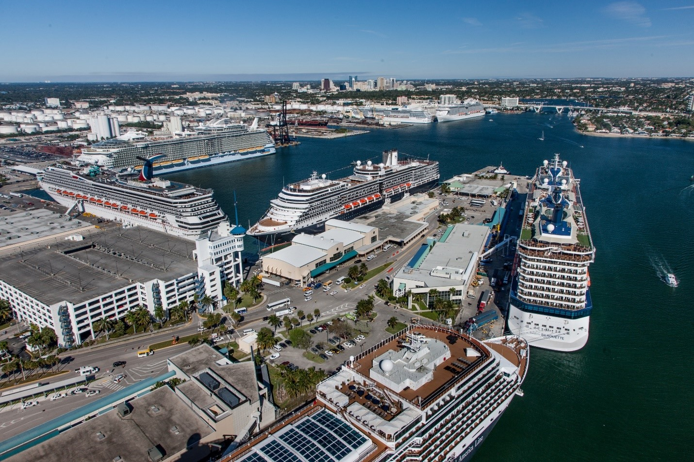 Photo of Port Everglades