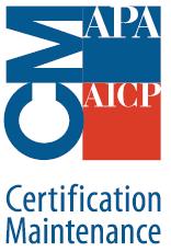 CM APA AICP